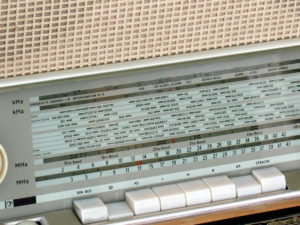 Radio Saba Meersburg Automatic 11 Stereo - tuning dial/scala parlante