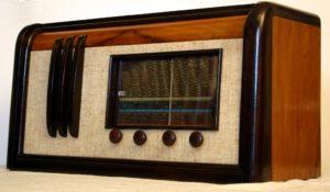Radio Autocostruita/Artigianale, componenti Geloso/Ducati