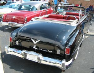 Chrysler New Yorker 1951 - Wikimedia Commons