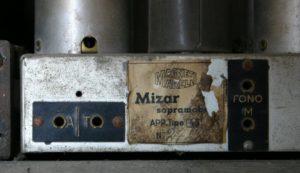 Radio Marelli Mizar Sopramobile
