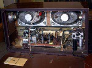 Telefunken Rhythmus S 1264 - chassis