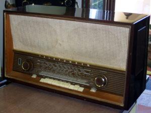 Telefunken Rhythmus S 1264 - radio